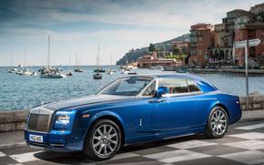 2013, Rolls-Royce, Phantom, Coupe