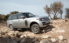 2013, Land Rover, Range Rover