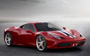 Ferrari, 458, Speciale, 2013