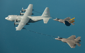 F-35C, Refueling with, KC-130