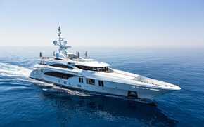 Benetti, Open, Paradise, yacht