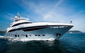 Princess, 40M, yacht