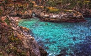 China Cove, Point Lobos, Carmel-by-the-Sea, California, USA