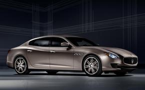 Maserati, Quattroporte, Ermenegildo Zegna, 2013