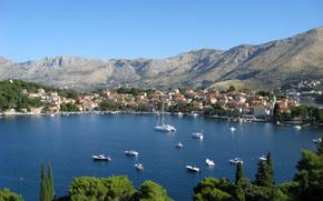 Cavtat, Dubrovnik, Riviera, croazia
