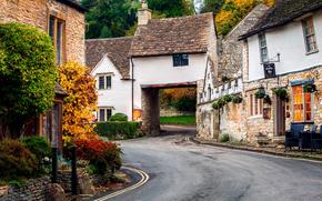Castle Combe, Wiltshire, Inglaterra, GB