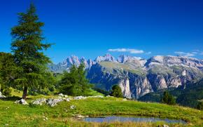 камни, alpen, горы, италия, italy, альпы, alpes