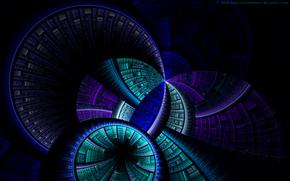 抽象化, 3D, 艺术