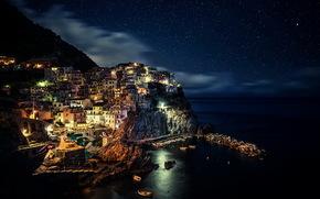 Manarola, Übernachtung, Gemeinde Riomaggiore, Provinz La Spezia, Ligurien, Nördlich, Italien
