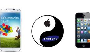 SAMSUNG, SMARTPHONE, apple, S4
