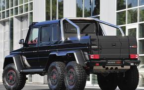 Brabus, Mercedes-Benz, G 63, AMG, 6x6, W463, 2013