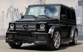 HAMANN, TopCar, Mercedes-Benz, T 63, amg, Spyridon, W463, 2013