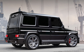 HAMA, Topcar, Mercedes-Benz, G 63, amg, Spyridon, W463, 2013