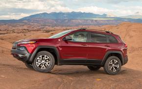 Jeep, Cherokee, trailhawk, 2014