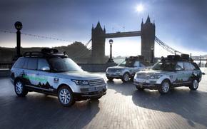 Land Rover, Range Rover, L405, SD, V6, Hybryda, prototyp, 2013