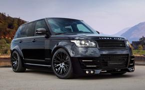 Land Rover, Range Rover, Lumma design, CLR R, L405, 2013