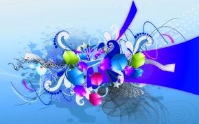抽象化, 3D, 芸術