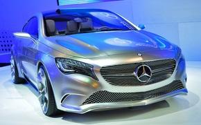 Mercedes-Benz, Concept A-Class, máquina