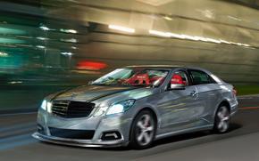 Mercedes Powner Hungry, macchinario, Car