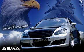 Mercedes Classe S Sintonia, macchina, Car
