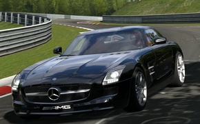 This is Mercedes-Benz, машина, авто