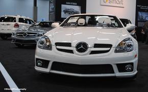 Mercedes Benz, máquina, Coche
