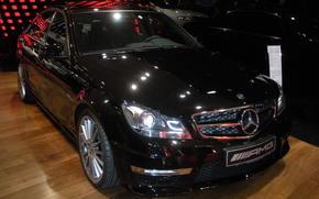 Mercedes-Benz C 63 AMG, машина, авто
