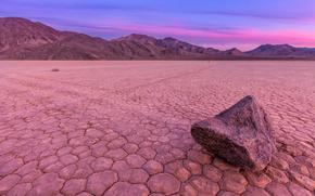 Национальный парк, Долина Смерти, камень, пейзаж