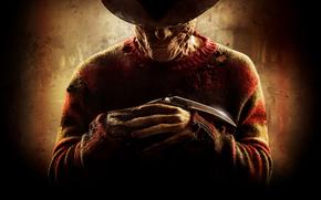 Freddy Krueger (Fedya ganchos), Horror, película