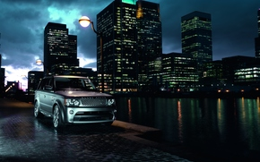 Land Rover, Range Rover, Sport, Supercharged, 2009