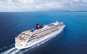 Star Cruises, SuperStar Virgo, Schiff