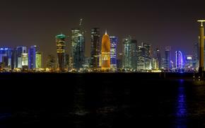 città, domestico, notte