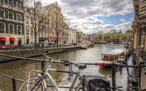 Amstel, Амстердам, город