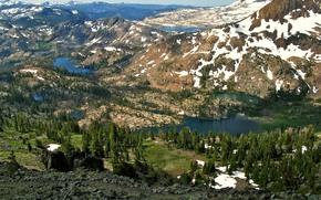 Desolation Wilderness, Eldorado County, California, USA