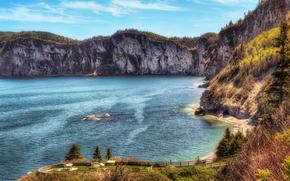 Paradise, Cape Bon-Ami, Gaspe, Quebec, Canada