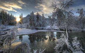 Tveitadalen, kvinnherad kommune, Nordaland Fylke, Norway