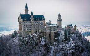 Castello di Neuschwanstein, Schwangau, Germania