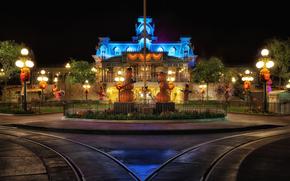 halloween, The Magic Kingdom, holiday