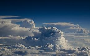 天空, 云, 性质