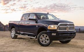 dodge, Ram, 2500, Laramie, limited, Crew Cab, 2013