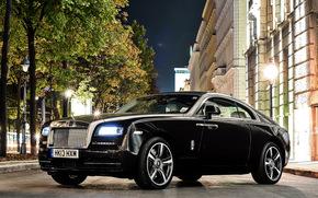 Rolls-Royce, Wraith, 2013