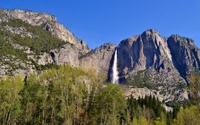 ヨセミテ国立公園, 米国, 風景
