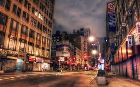 Broadway, Midtown, New York