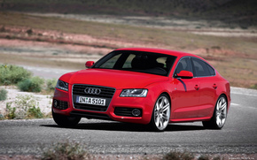 Audi A5, Sportback, Audi