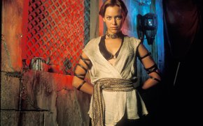 kristanna loken, white beauty, mortal kombat