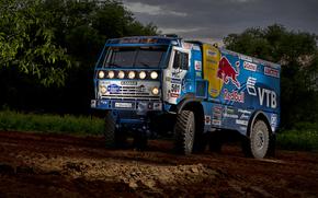 Kamaz-Master, Rally, Dakar-2012