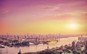 Porto, Amburgo, Germania