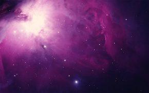 nebulosa, Estrella, púrpura