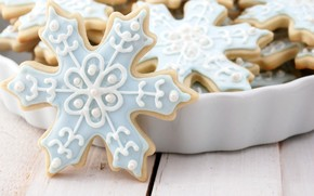 happy, holidays, Christmas, cookies, food, sweets