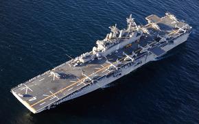 buque de asalto anfibio multipropósito, USS Boxer, CV-21